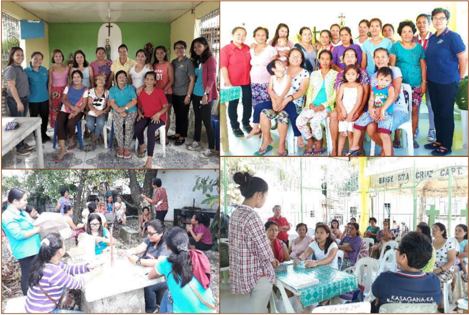 Kmba conducts cebu monitoring visit